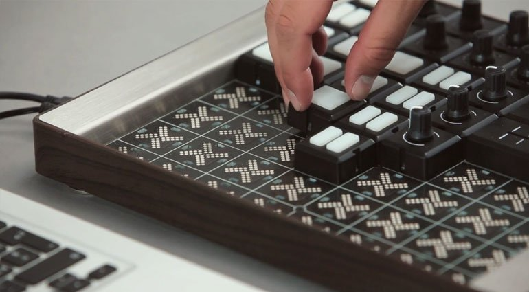 Mine S modular MIDI controller от SpecialWaves