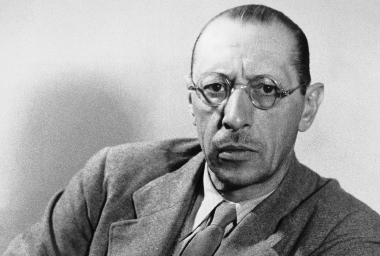 И.Ф.Стравинский: Влияние на музыку  XX века.